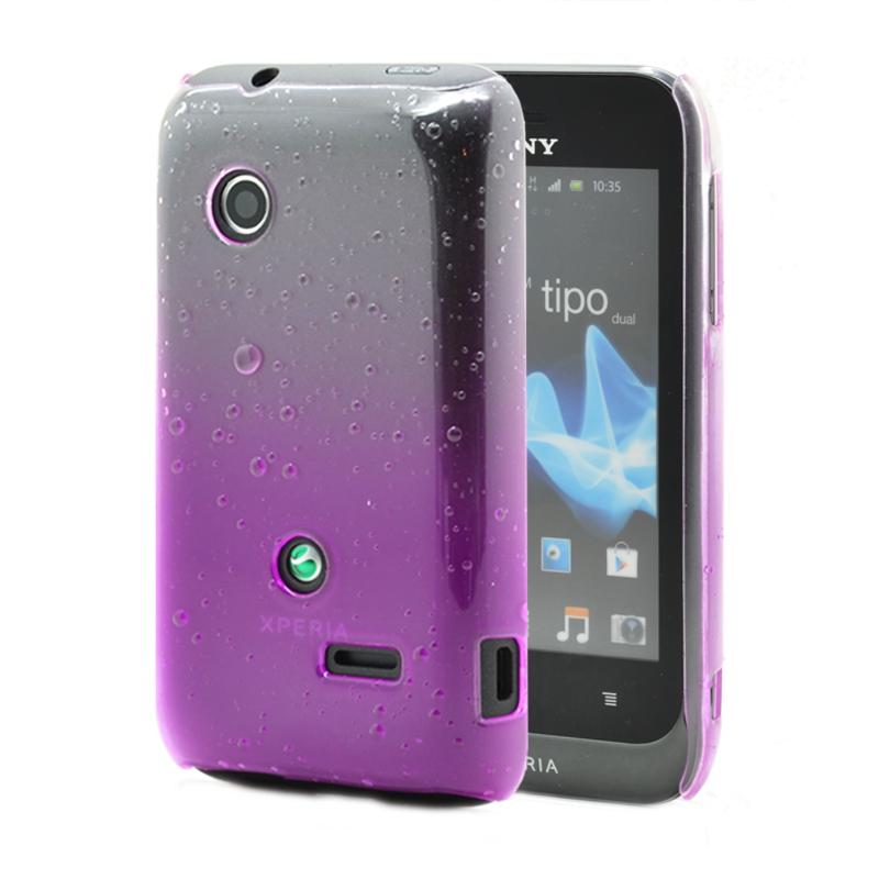 Raindrop Skal till Sony Xperia Tipo ST21i -