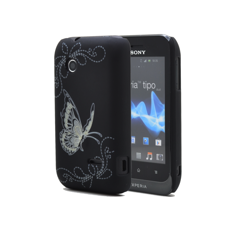 Butterfly Baksideskal till Sony Xperia Tipo ST21i -