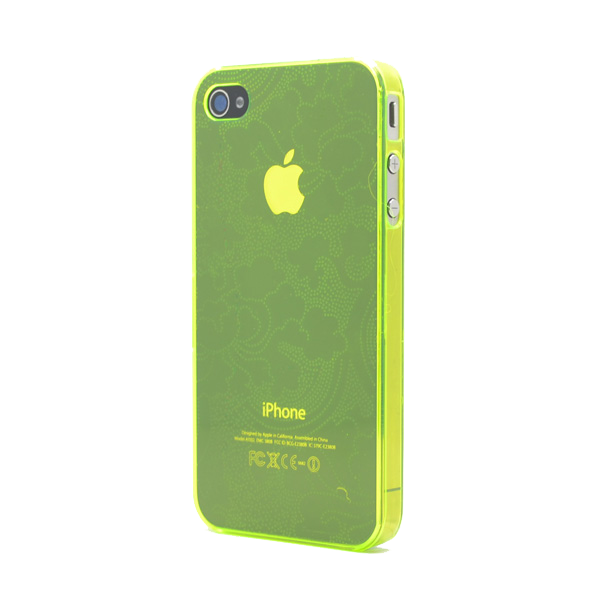 Baksidesskal till iPhone 4/4S