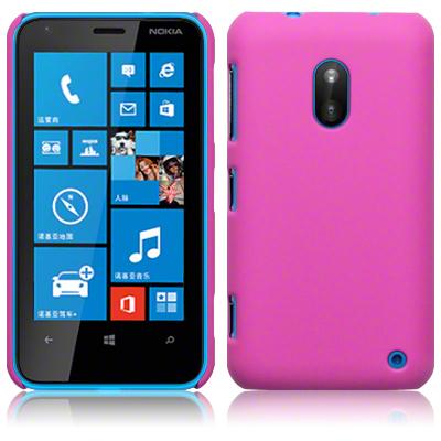 Baksidesskal till Nokia Lumia 620 (Magenta)