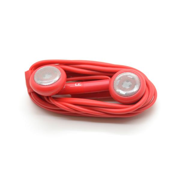 Stilrena och färgglada hörlurar (Röd) - TheMobileStore 3756d6818ad66
