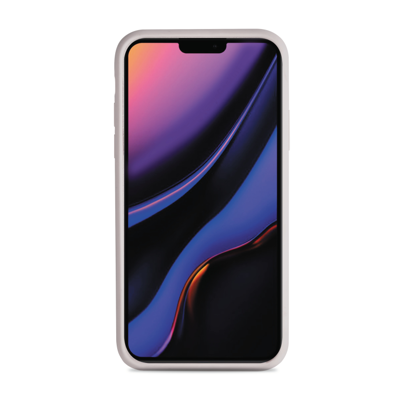 Puro iPhone 11 Pro Max, Icon Cover, Ljusgrå