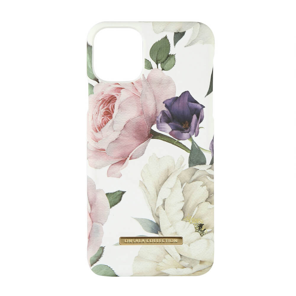 Onsala Collection Mobilskal  iPhone 11 Pro Max - Soft Rose Garden