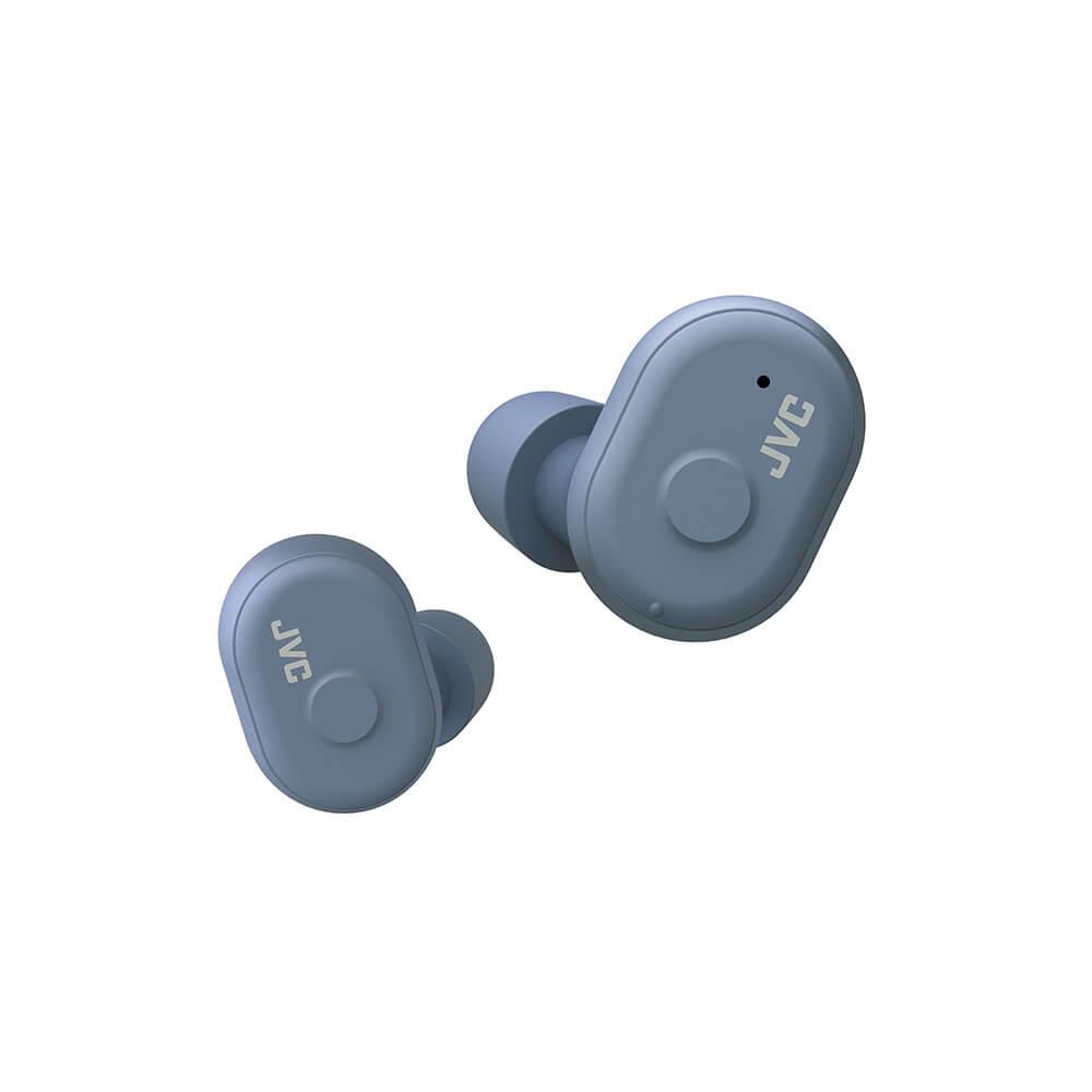 JVC Hörlur HA-A10T True Wireless In-Ear - Grå