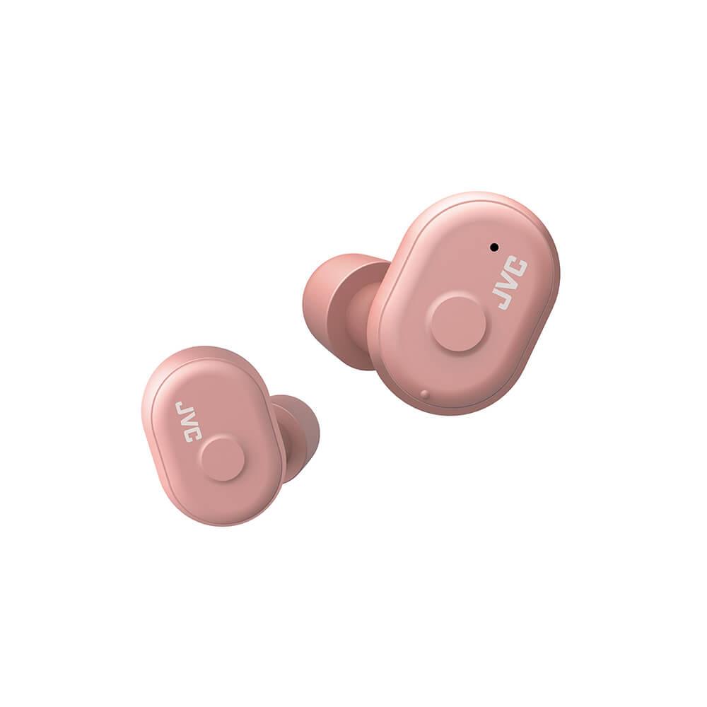 JVC Hörlur HA-A10T True Wireless In-Ear - Rosa
