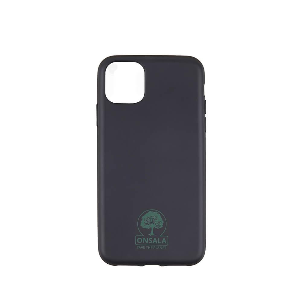 ONSALA ECO Mobilskal Svart iPhone 11 / XR