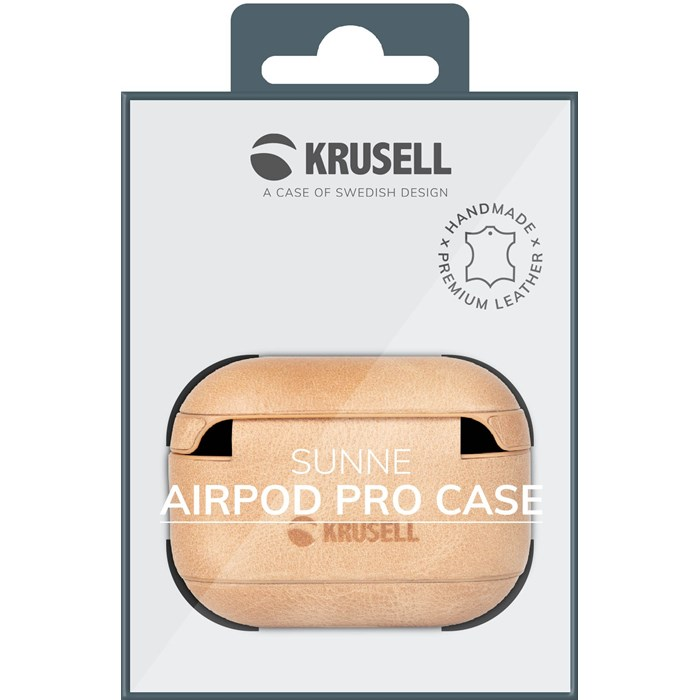 Krusell Sunne AirPod Case For Apple AirPods Pro Vintage