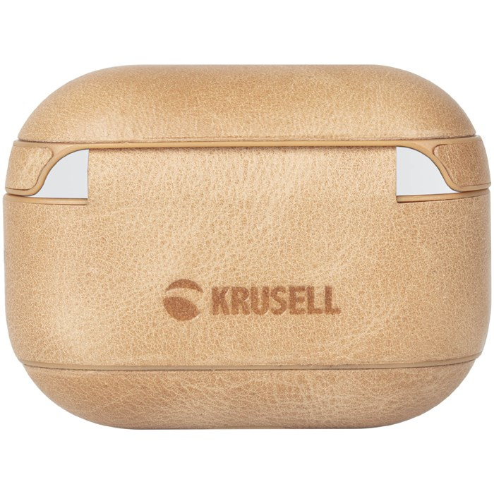 Krusell Sunne Airpod Case Apple Airpods Pro - Vintage Nude