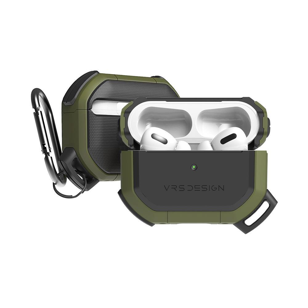 VRS DESIGN | Active Skal Apple Airpods Pro - Moss Green