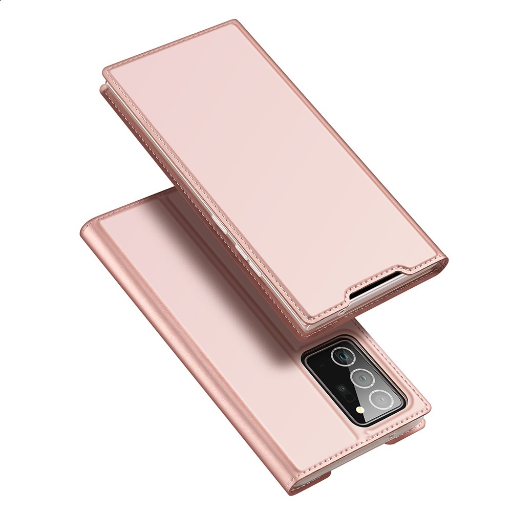 Dux Ducis Fodral Till Note 20 Ultra - Rose Gold
