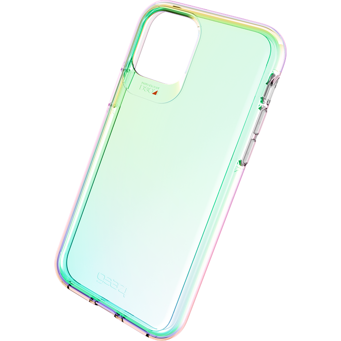 Gear4 D3O Crystal Palace iPhone 11 Pro - Iridescent