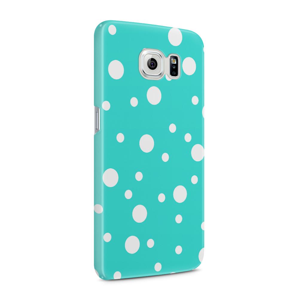 Skal till Samsung Galaxy S6 - PolkaDots
