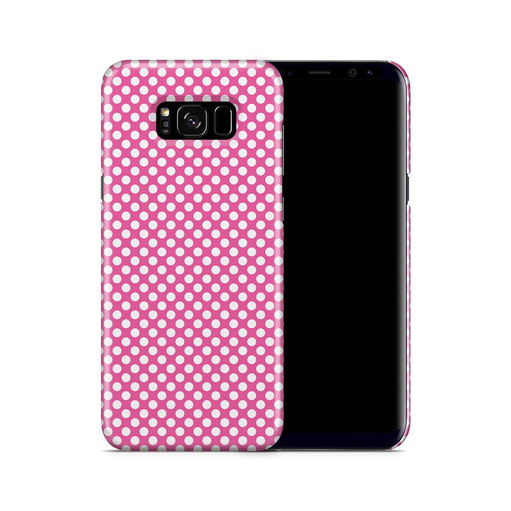 Skal till Samsung Galaxy S8 Plus - PolkaDots