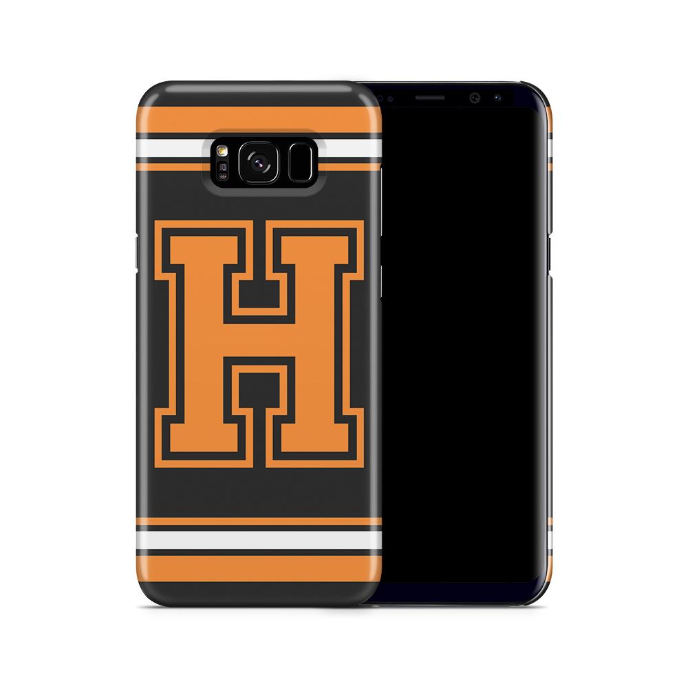 Skal till Samsung Galaxy S8 Plus - Bokstav H