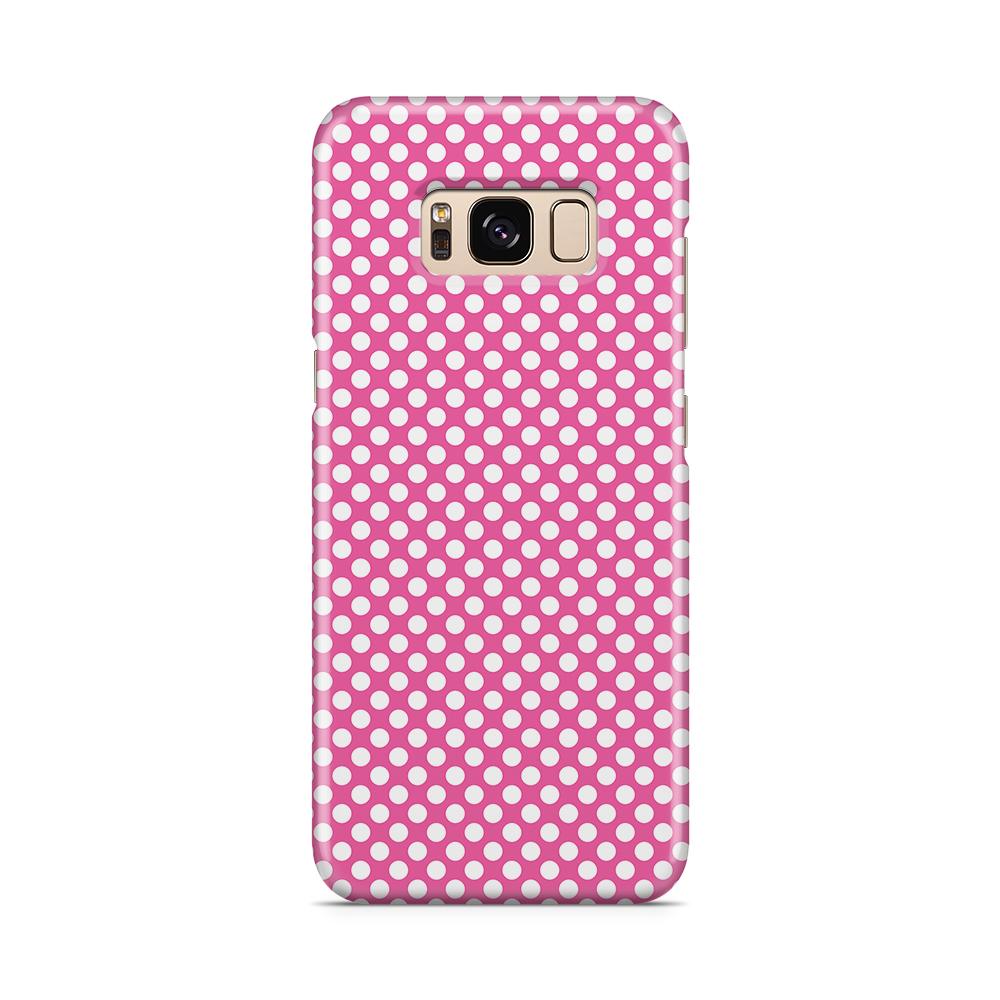 Skal till Samsung Galaxy S8 - PolkaDots