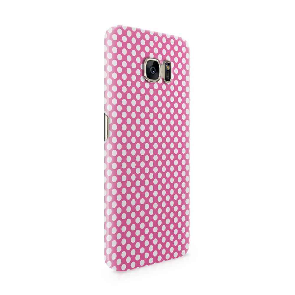 Skal till Samsung Galaxy S7 Edge - PolkaDots