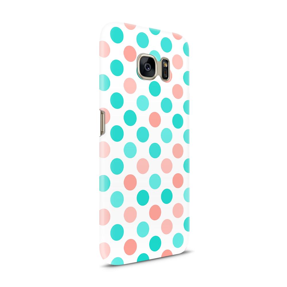 Skal till Samsung Galaxy S7 - PolkaDots
