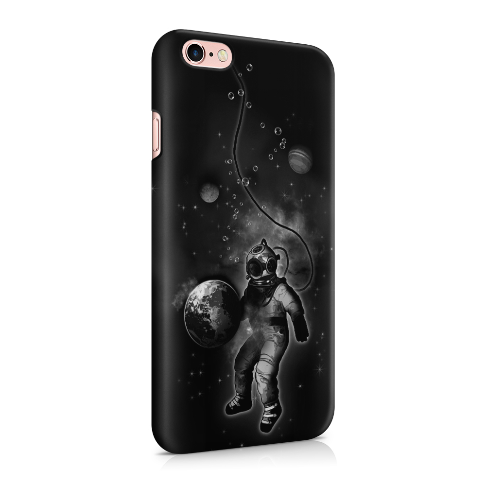 Skal till Apple iPhone 6(S) - Deep Sea Space Diver