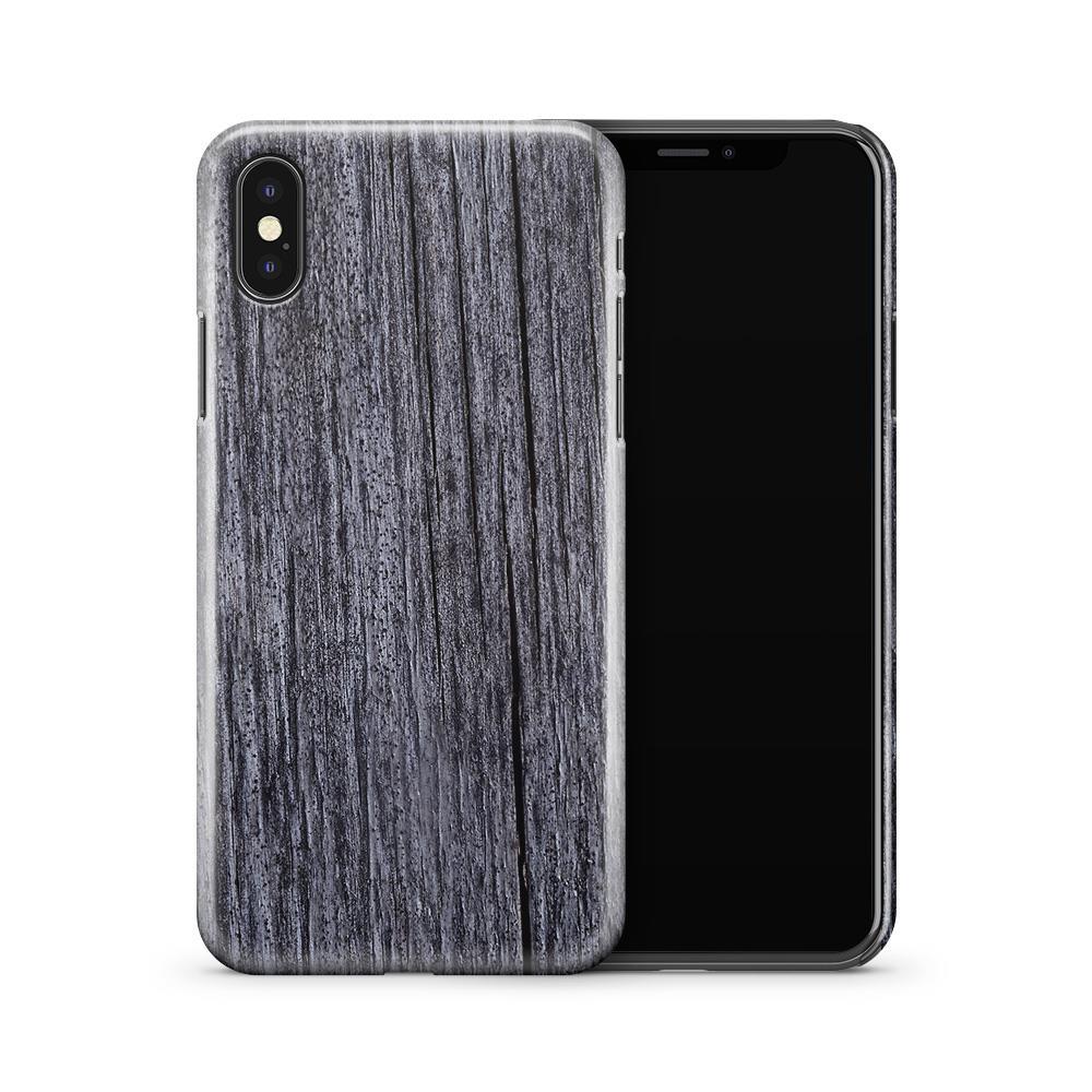 Mobilskal   iPhone X   Marble - Vit/Svart