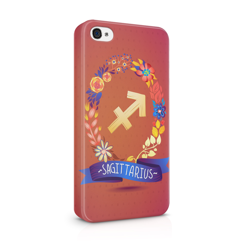 Skal till Apple iPhone 4S - SAGITTARIUS