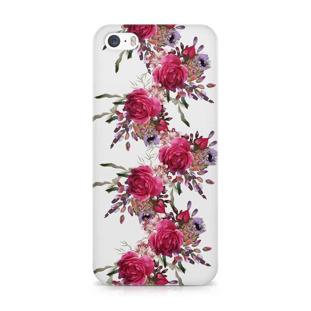 Designer Skal till Apple iPhone 5/5S/SE - Pat2313