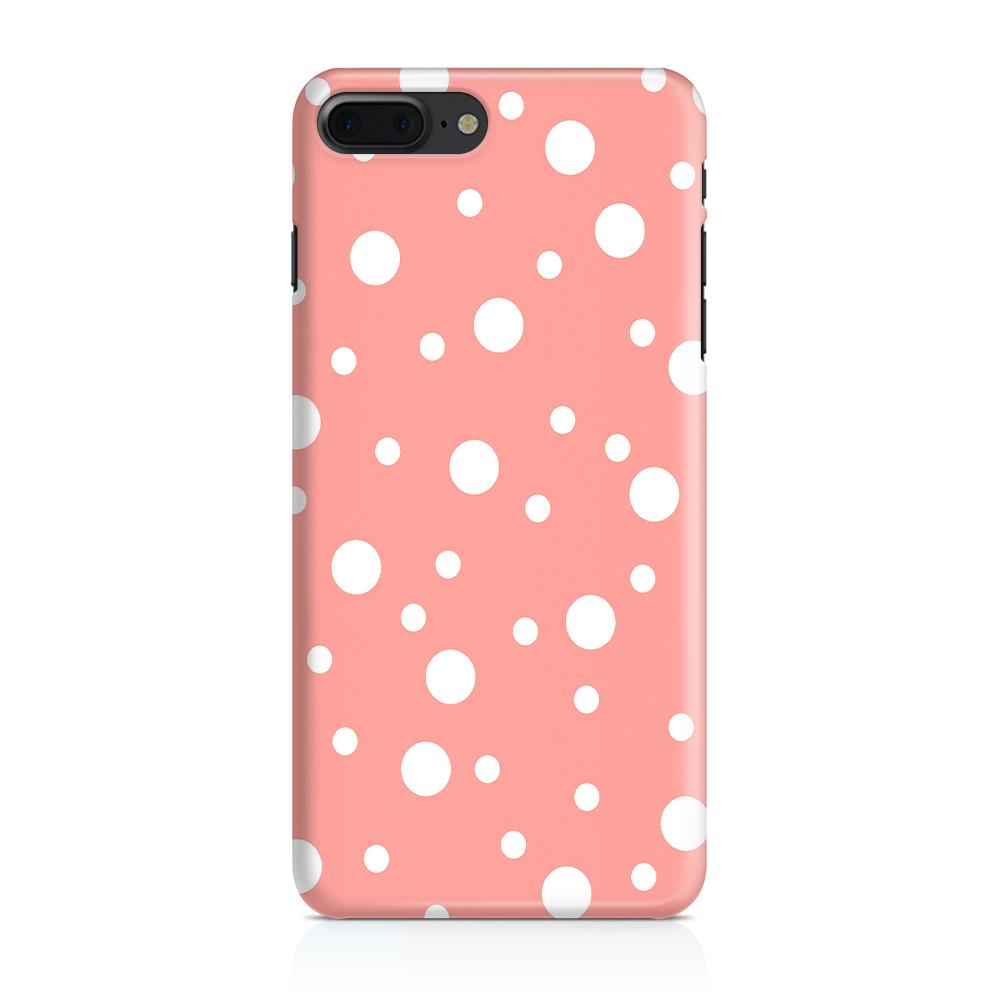 Skal till Apple iPhone 7/8 Plus - PolkaDots