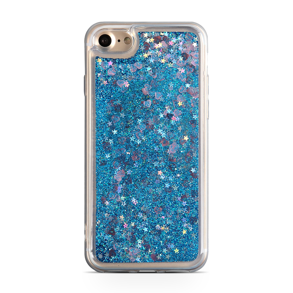 Glitter skal till Apple iPhone 7 - Tobias