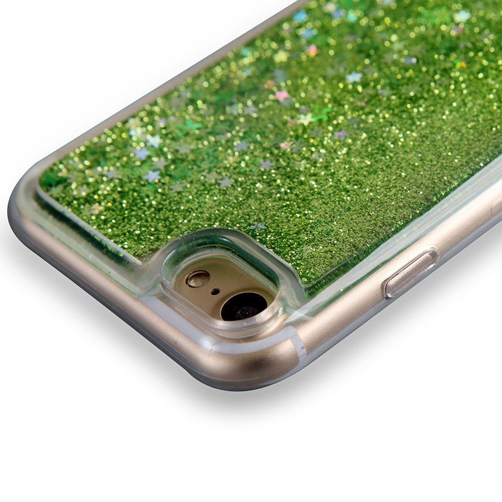 Glitter skal till Apple iPhone 7 - Elisabeth