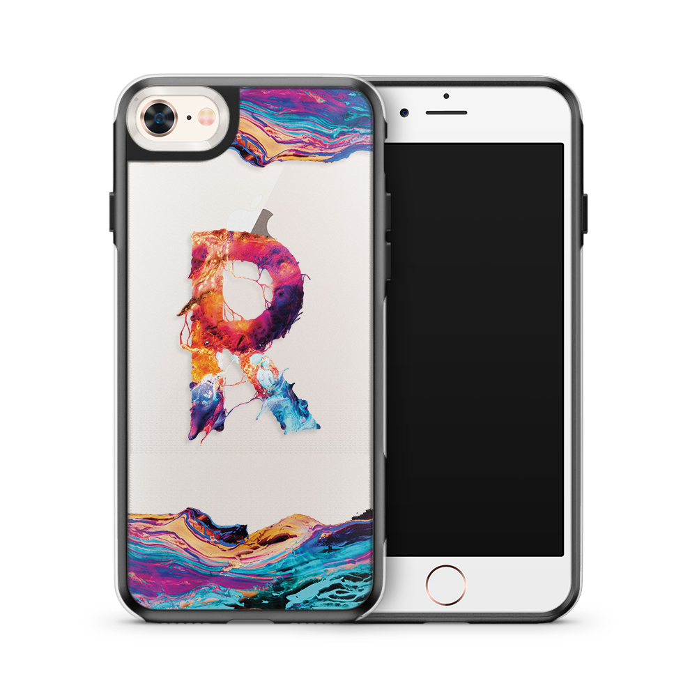 Fashion mobilskal till Apple iPhone 7 - Paint R