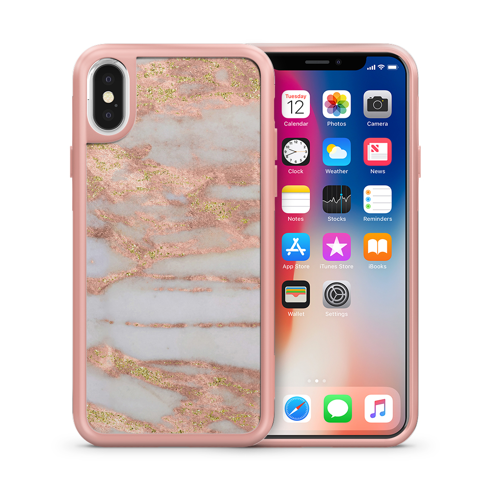 Fashion mobilskal till Apple iPhone X Marble