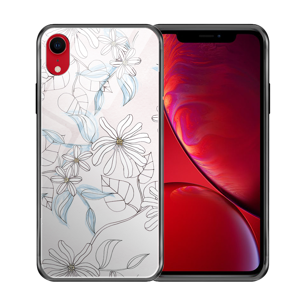 Designer Skal till Apple iPhone XR - Pat2083