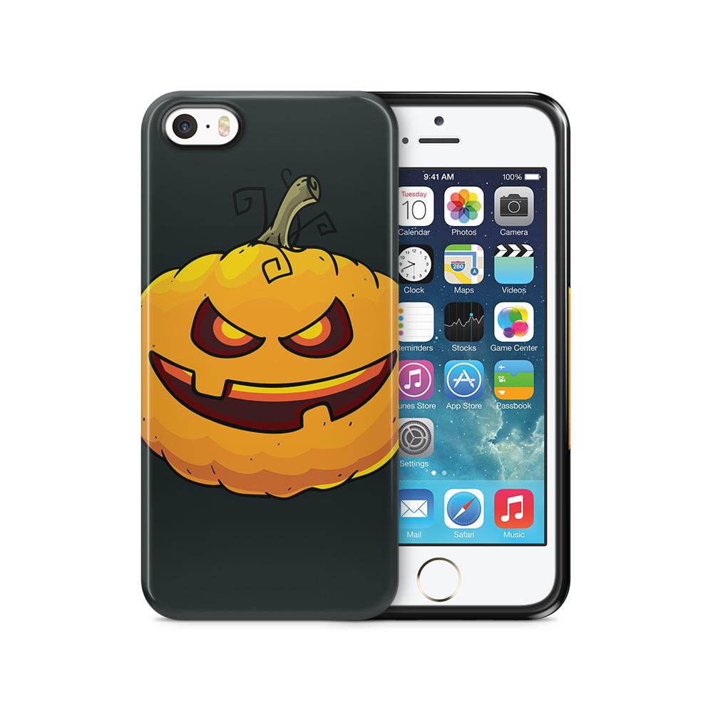 Tough mobilSkal till Apple iPhone SE/5S/5 - Elak pumpa