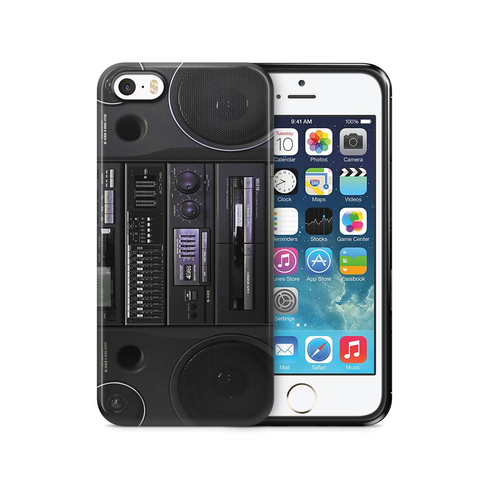 Tough mobilSkal till Apple iPhone SE/5S/5 - Boombox
