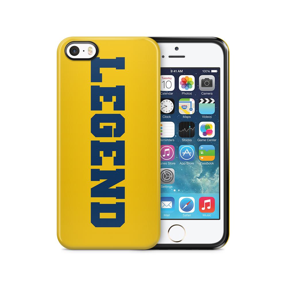 Tough mobilSkal till Apple iPhone SE/5S/5 - Legend