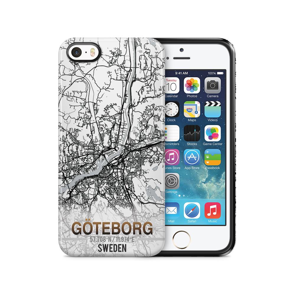 Tough mobilSkal till Apple iPhone SE/5S/5 - Göteborg
