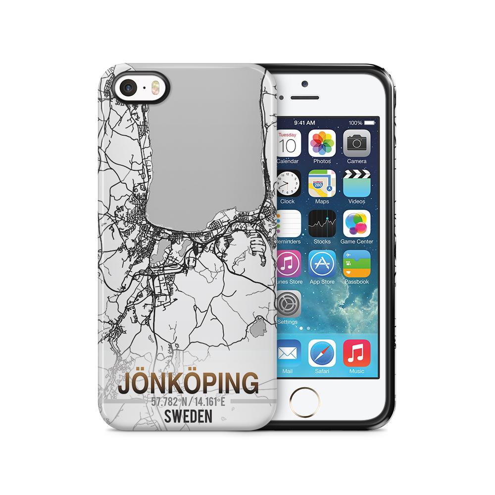 Tough mobilSkal till Apple iPhone SE/5S/5 - Jönköping