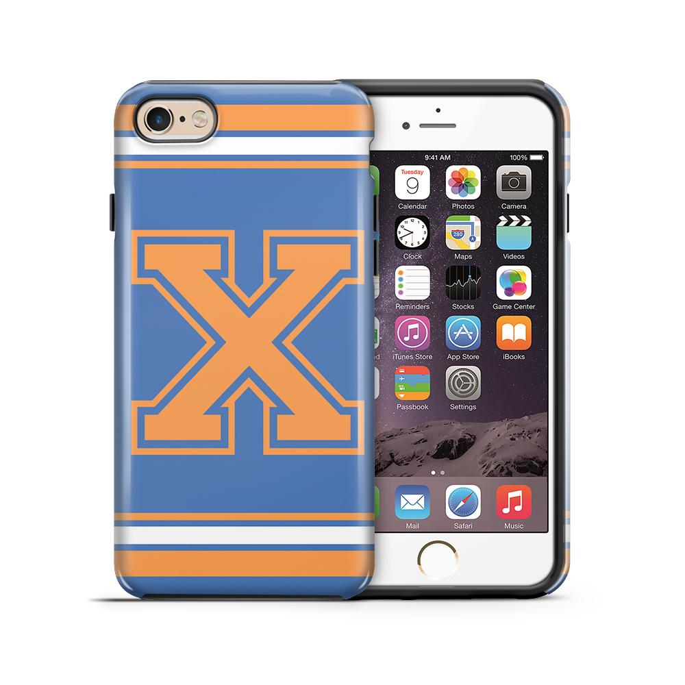 Tough mobilskal till Apple iPhone 6(S) Plus - Bokstav X