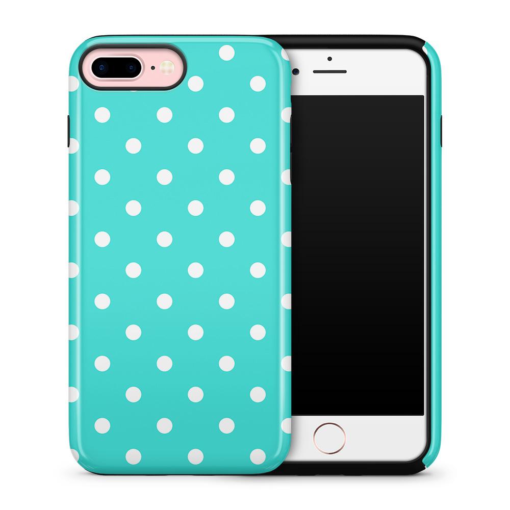 Tough mobilskal till Apple iPhone 7/8 Plus - PolkaDots