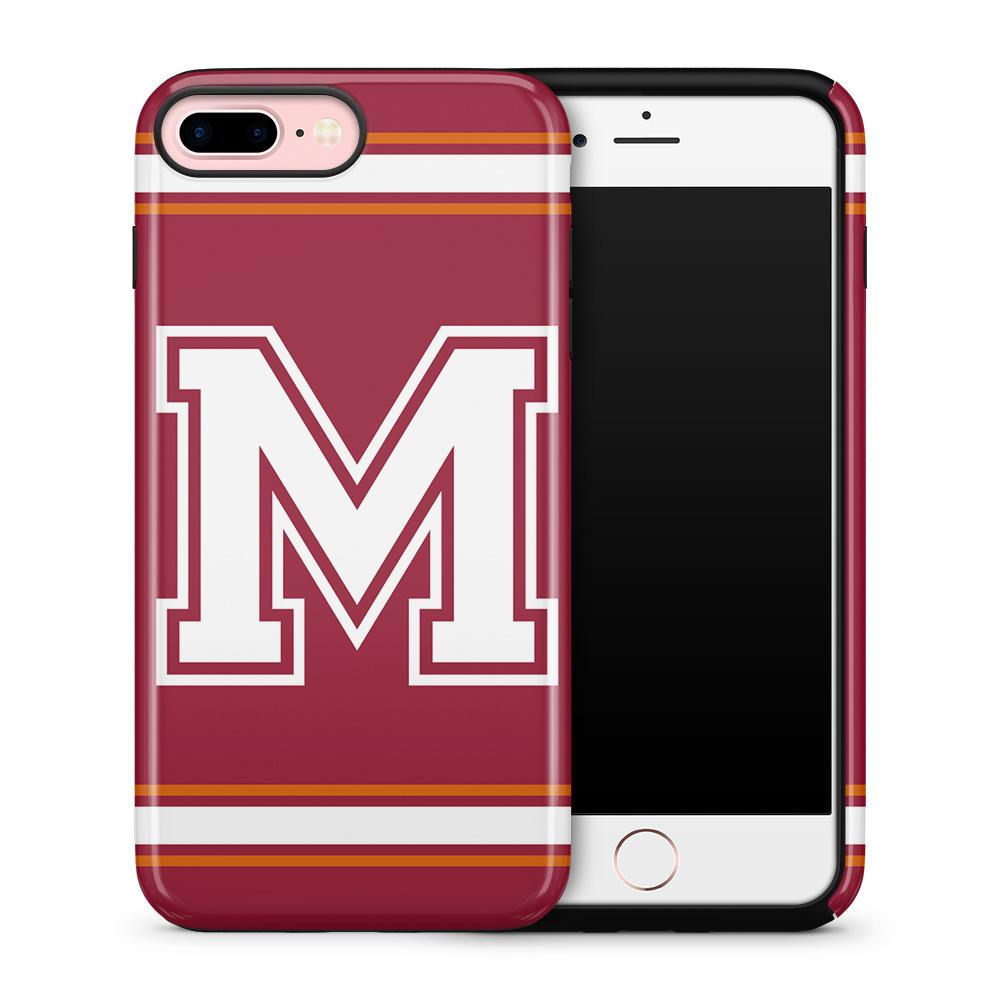 Tough mobilskal till Apple iPhone 7/8 Plus - Bokstav M