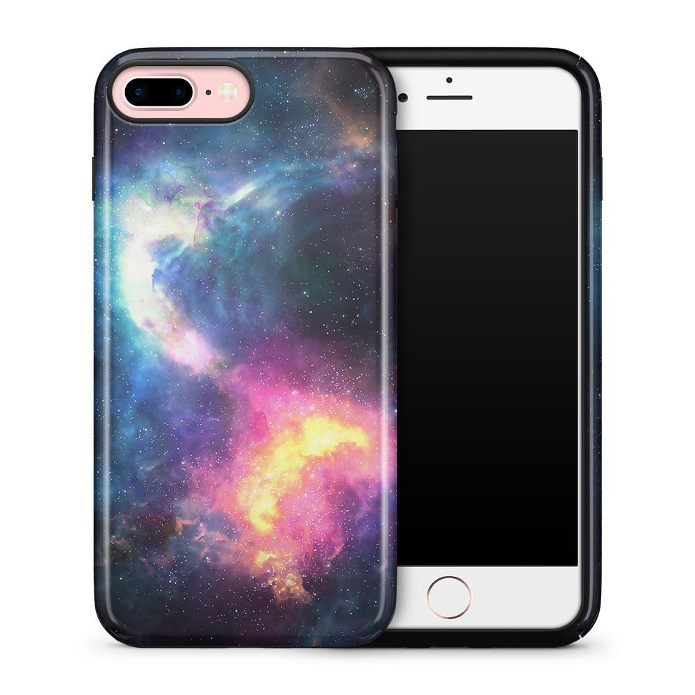 Tough mobilskal till Apple iPhone 7 Plus - Rymden - Svart/Blå