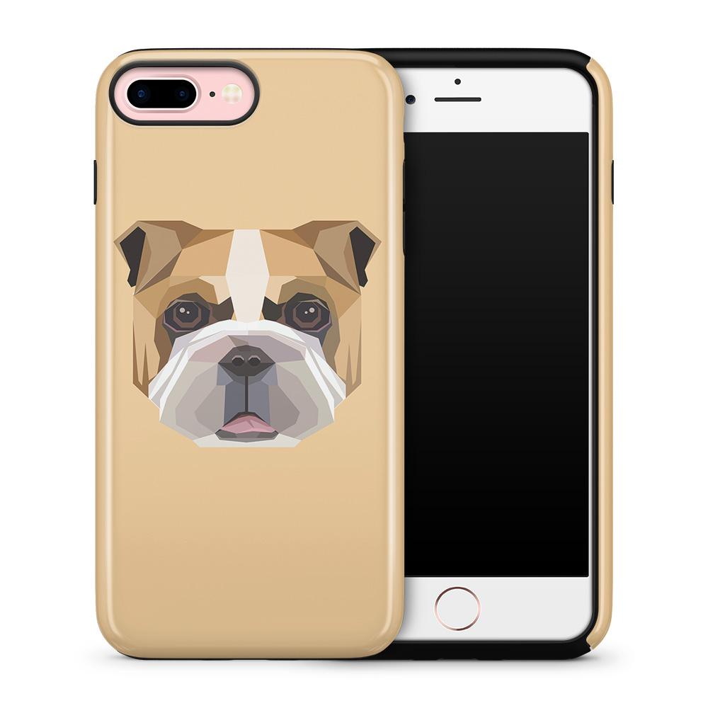 Tough mobilskal till Apple iPhone 7/8 Plus - English Bulldog