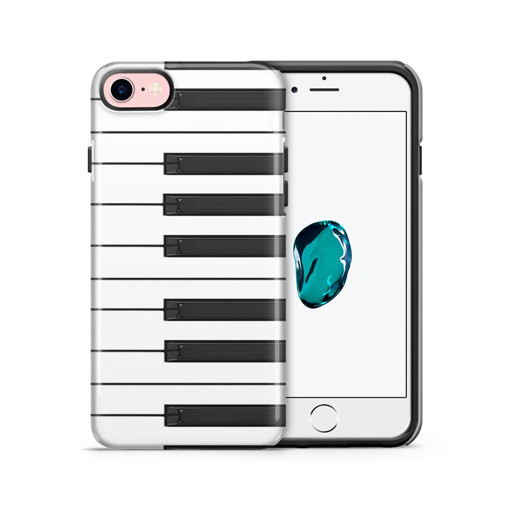 Tough mobilskal till Apple iPhone 7/8 - Piano