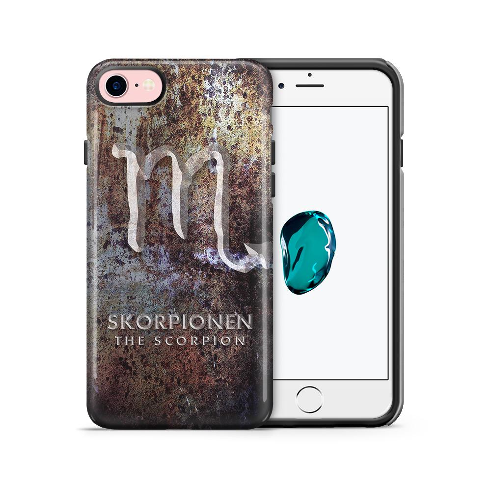 Tough mobilskal till Apple iPhone 7/8 - Stjärntecken - Skorpionen