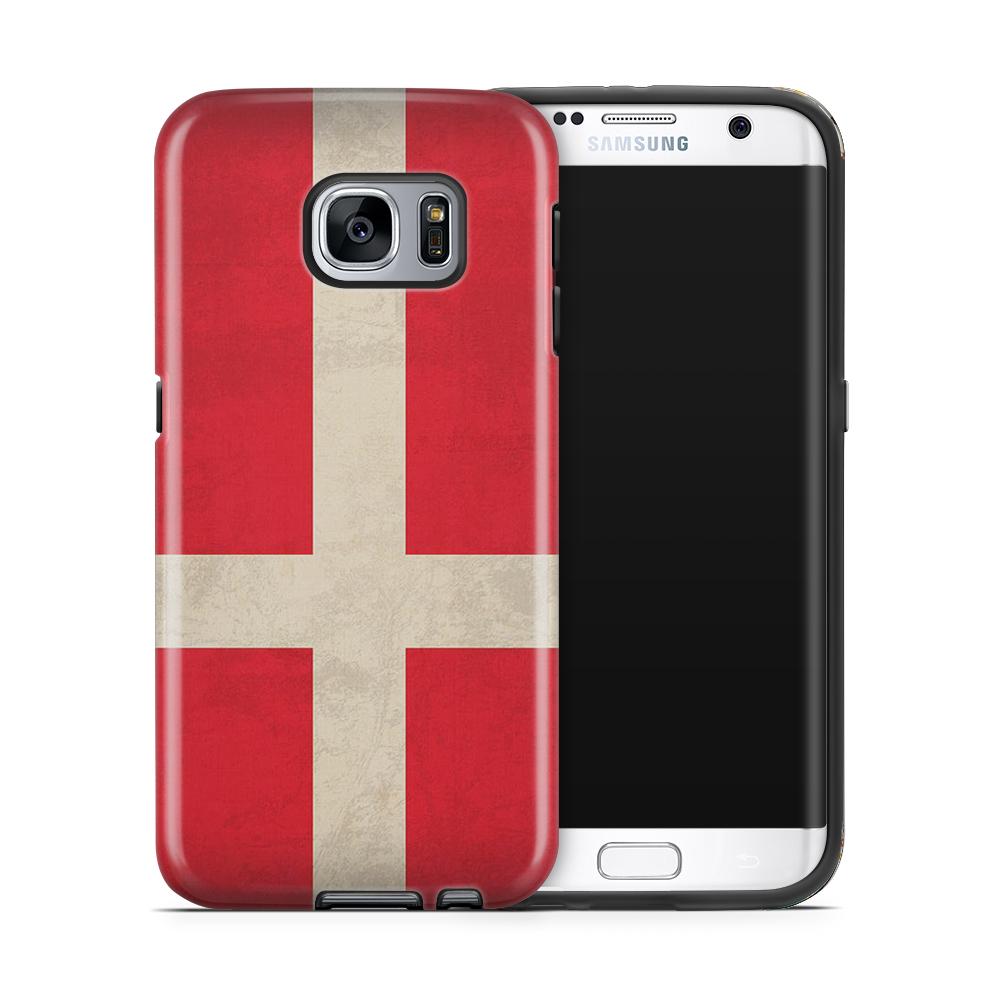 Tough mobilskal till Samsung Galaxy S7 Edge - Danmark