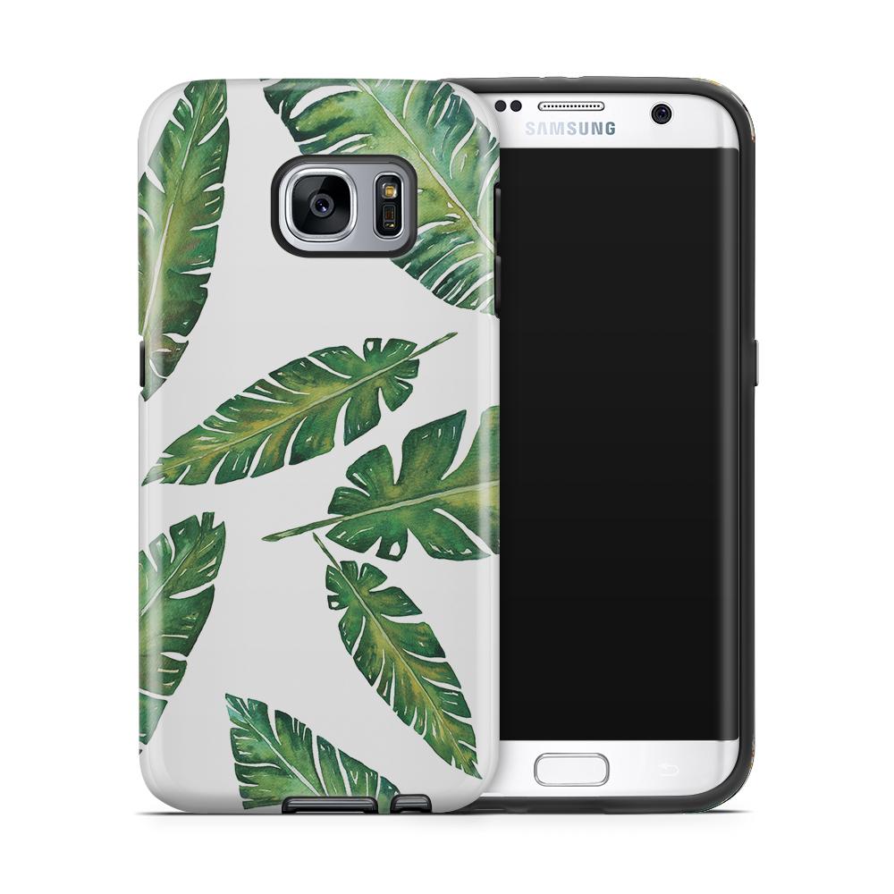 Tough mobilskal till Samsung Galaxy S7 Edge - Tropical