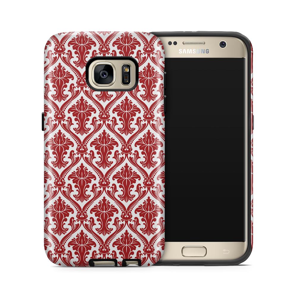 Tough mobilskal till Samsung Galaxy S7 - Aztec