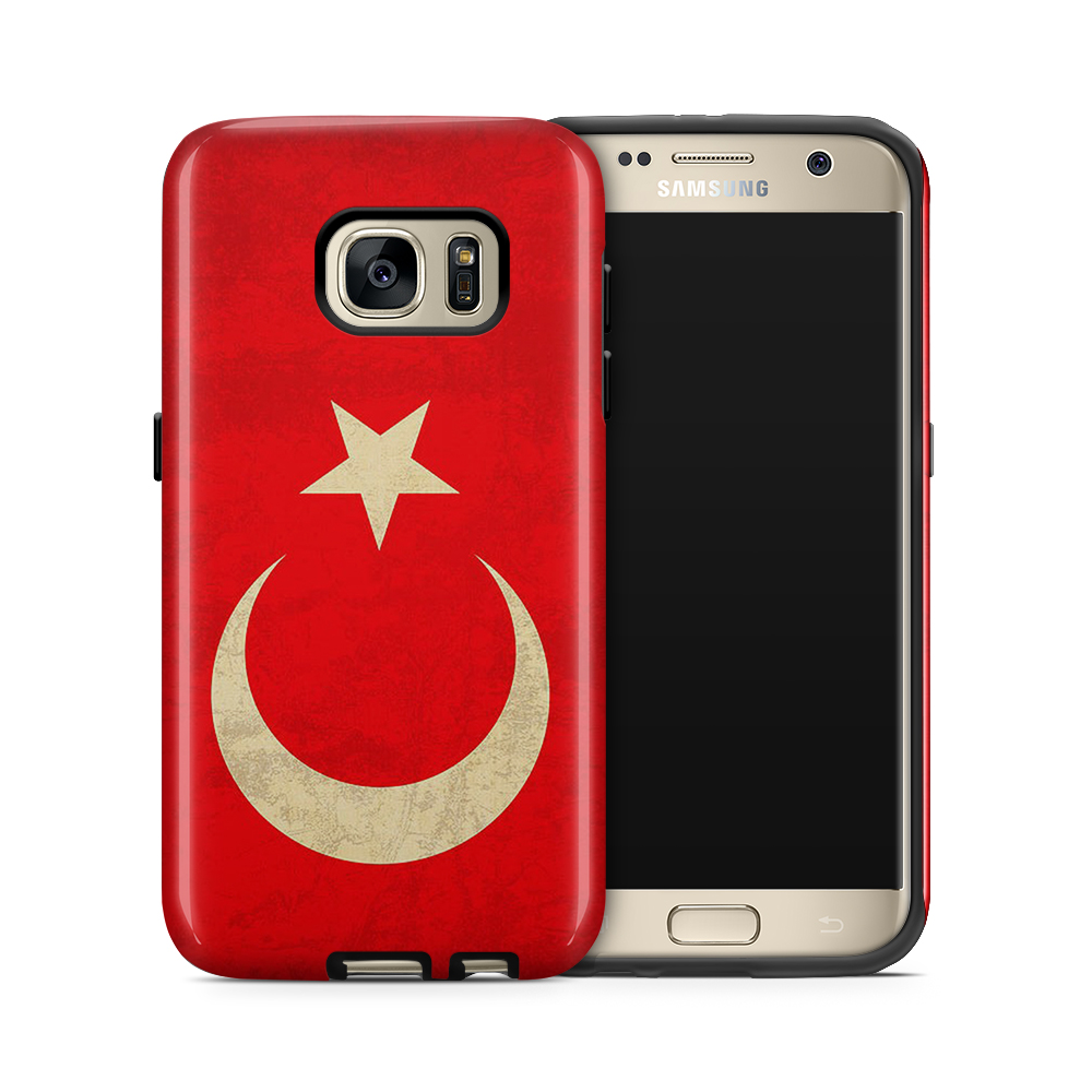 Tough mobilskal till Samsung Galaxy S7 - Turkeit