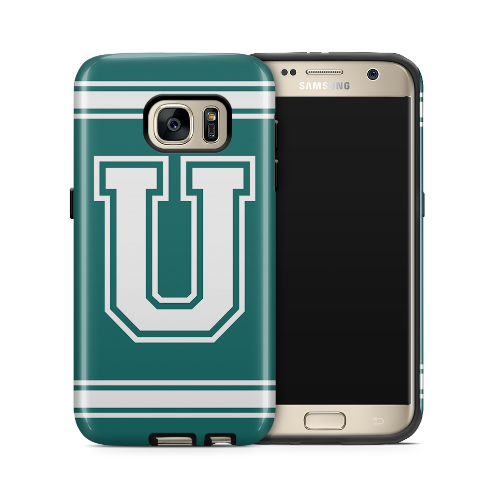 Tough mobilskal till Samsung Galaxy S7 - Bokstav U