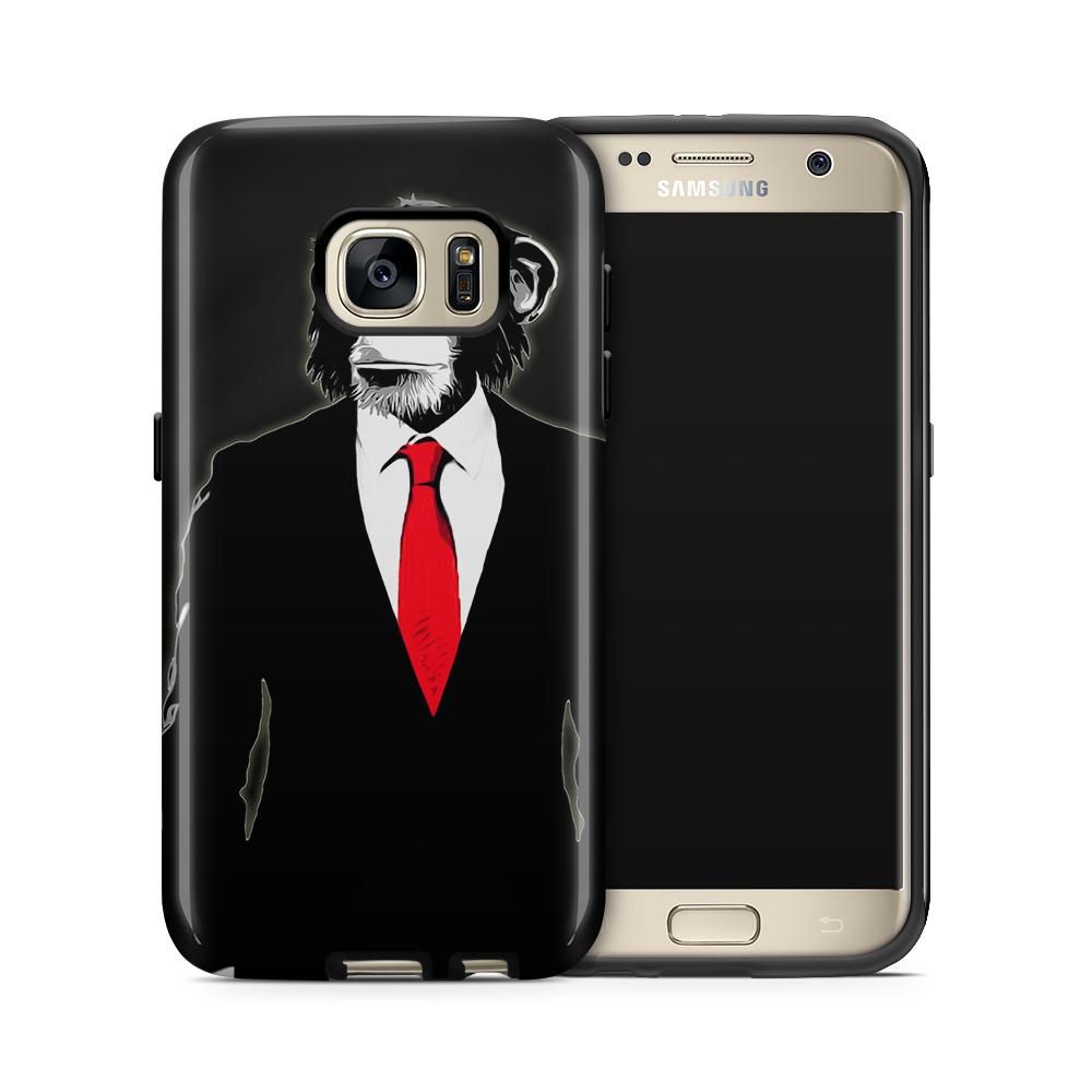 Tough mobilskal till Samsung Galaxy S7 - Domesticated Monkey