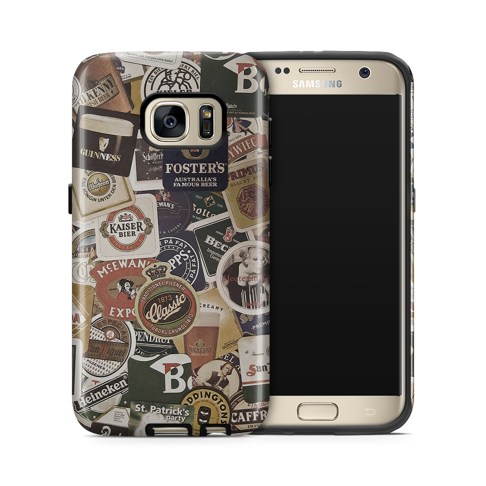 Tough mobilskal till Samsung Galaxy S7 - Beers of the world